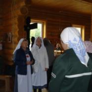 Сестры милосердия посетили женскую колонию
